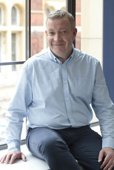 Portrait of James Hadleigh, Chief Executive Officer, Care Network