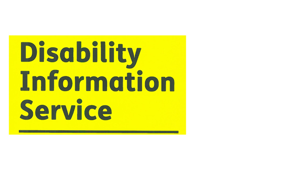 Disability Information Service logo
