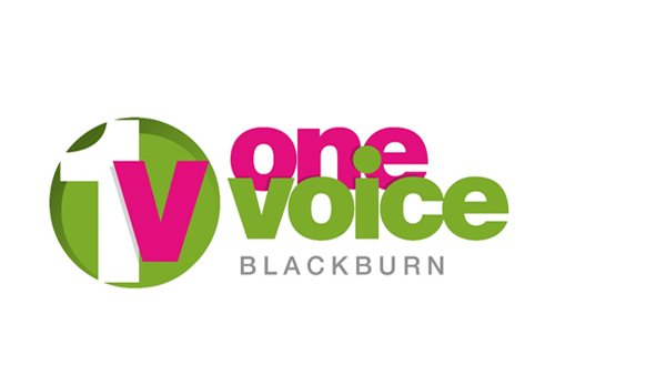 One Voice Blackburn logo